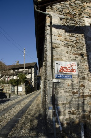 Grotto Zelindo - © Glauco Cugini- Progetto Parco Nazionale del Locarnese
