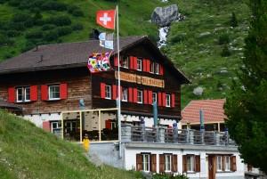 Berghaus Piz Platta, Alp Flix