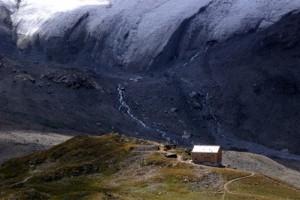 Kesch-Trek von Hütte zu Hütte