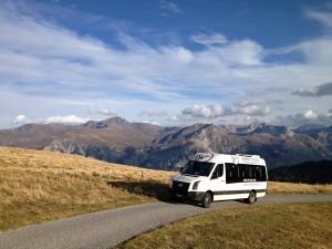 Bus alpin Beverin - © Herbert Michael