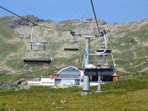 Chair lift Ritzberg-Sonnenberg