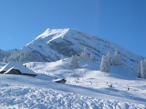 Skigebiet Wiriehorn