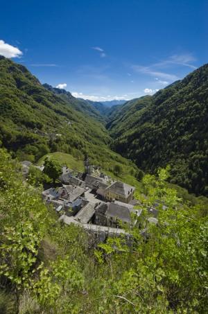 Pacchetto Valle Onsernone - © Glauco Cugini - Progetto Parco Nazionale del Locarnese