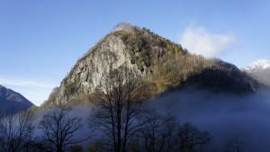 Im innern des Berges!