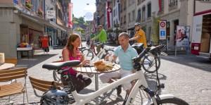 E-Bike-Plaisirroute Jurapark