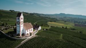 Aussichtspunkt, Kirche