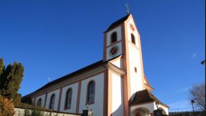 Katholische Kirche St. Michael, Wegenstetten