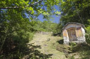 Das Castelliere von Tegna - © Glauco Cugini - Progetto Parco Nazionale del Locarnese