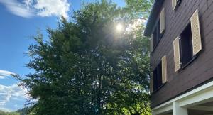 Besichtigung Pfadiheim Haselhaus
