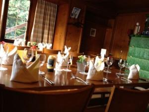 Rüfenach: Speisewirtschaft «Zum Blauen Engel»