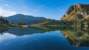 Lake Seeberg - © Martin Wymann