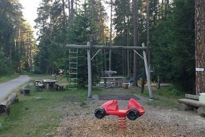 Spielplatz Surava