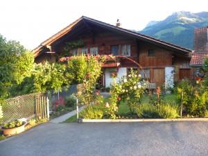 Ferienwohnung Bauernhof Chrütz