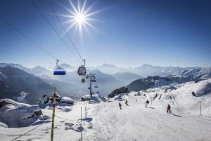 Ernen/Goms Winterskizauber im BerglandHof