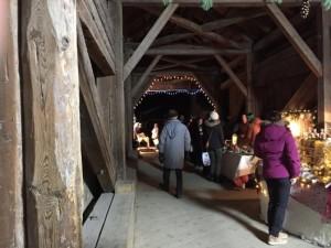Weihnachtsmarkt Andeer