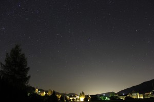 Einen Astronomen mieten - © Mirco Saner