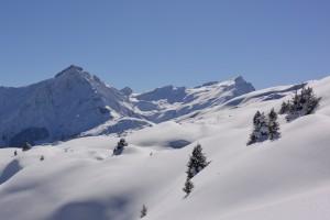 Winterwandern Parsirasrunde