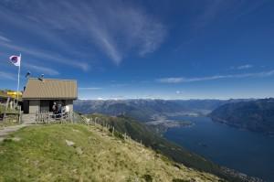 Brissago-Gipfel des Ghiridone - © Glauco Cugini - Progetto Parco Nazionale del Locarnese