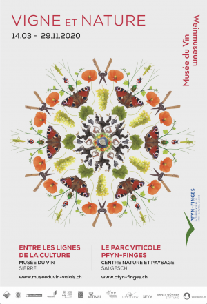 Production intégrée et culture biologique - © Musée du Vin / Parc naturel Pfyn-Finges