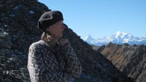 """Vernissage in Ernen von Katrin Ullmann """"rein pflanzlich"""""""