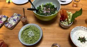 Unkraut auf dem Teller – Essen statt Jäten