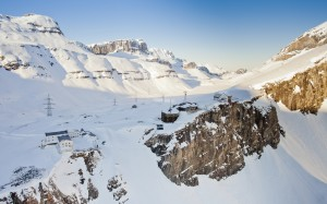 Gemmi Snow-shoe Trail - © Leukerbad Tourismus