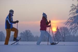 Winterwanderung Pouillerel - © Jura Tourisme