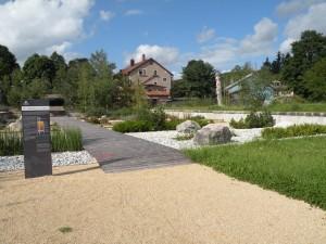 Jardin du Temps - © Parc Jura vaudois