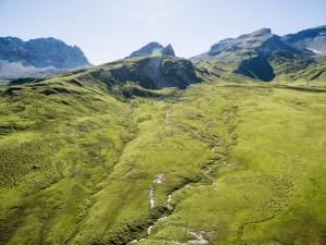 Geomorphologiekurs - © Frank Brüderli; Stallikon