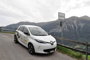 E-Auto in Wergenstein mieten
