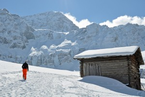 Winterwandern Z'Hinderst - © Casparis