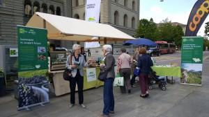 Pärkemarkt in Bern