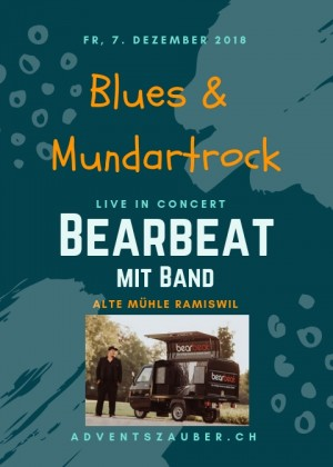 BLUES & Mundardrock Konzert