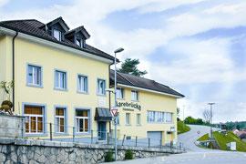 Villigen: Gästehaus Aarebrücke