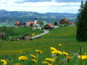 Heiligkreuz place of energy