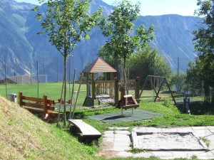 Children's playground Albinen