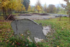 Erlebniswelt Knochenwald - © Stiftung Wildnispark Zürich
