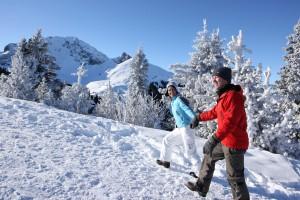 Winterwanderung Ottenleue