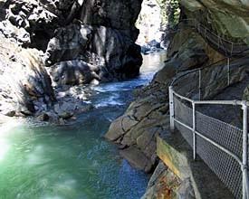 Gorges de la Roffla - © Naturpark Beverin