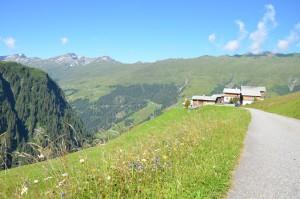 Walserweg Graubünden Etappe 5 - © Norbert Waser
