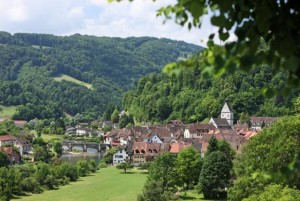 Einsiedlerei in St-Ursanne - © Jura Tourisme