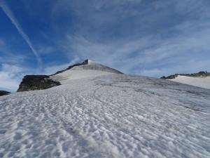 Rheinwaldhorn 3402 m ü. M. - © Bergsportschule Grischa gmbh