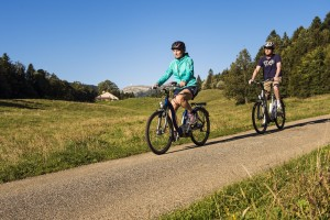 Bicycle tour, E-bike itinerary