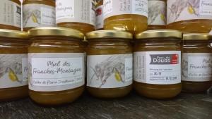 Bienenhaus von P.Froidevaux - © Parc du Doubs