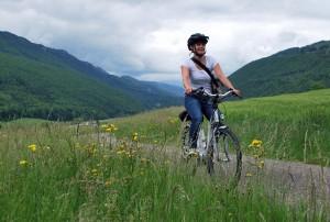 Spannende E-Bike Thaltour - © Naturpark Thal