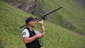 Erlebnis Nationalpark mit Parkwächter Domenic Godly - © ©Schweizerischer Nationalpark/Hans Lozza