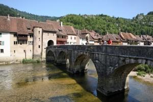 Wanderroute Au fil du Doubs 4 - © République et Canton du Jura / Jura Tourisme