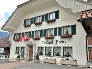 Gasthof Kreuz - Welschenrohr