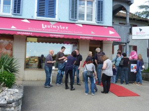 Küttingen: Bäckerei Leutwyler