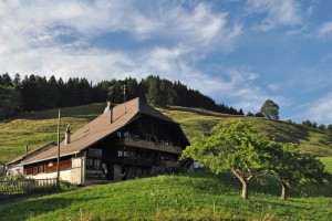 Agritourismus Cerniat - © Parc naturel régional Gruyère Pays-d'Enhaut